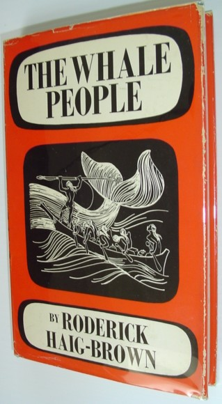 Image for The Whale People *SIGNED BY ILLUSTRATOR*
