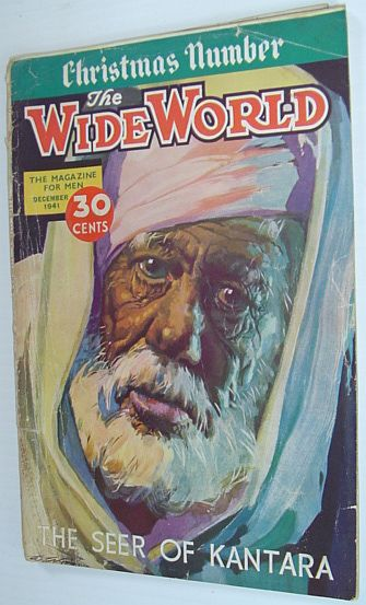 Image for The Wide World Magazine, December 1941