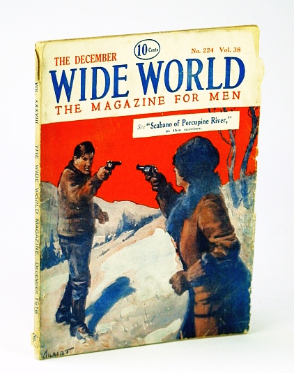 Image for Wide World, The Magazine For Men, December (Dec.) 1916, No. 224, Vol. 38 - My Seven Years' Imprisonment in Prussia