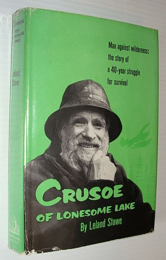 Image for Crusoe of Lonesome Lake