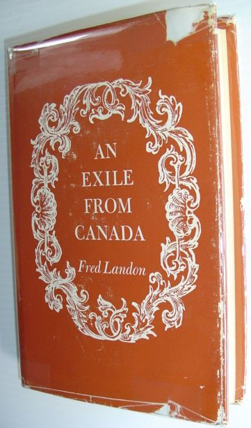 Image for An Exile From Canada - to Van Diemen's Land
