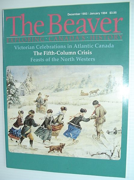 Image for The Beaver - Canada's History Magazine - December 1993/January 1994