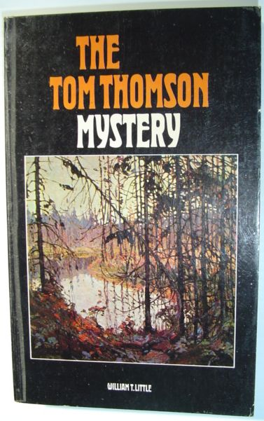 Image for The Tom Thomson mystery