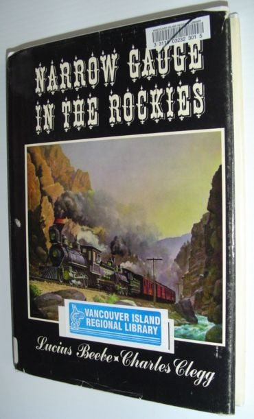 Image for Narrow Gauge in the Rockies