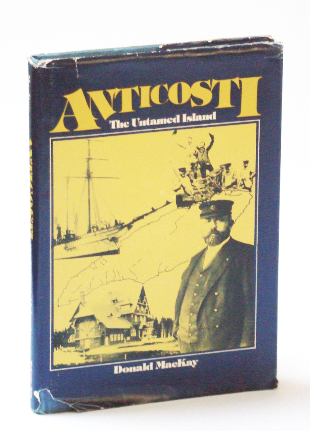 Image for Anticosti: The Untamed Island