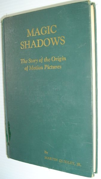 Image for Magic Shadows: The Story of the Origin of Motion Pictures