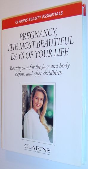 Image for Pregnancy - The Most Beautiful Days of Your Life: Clarins Beauty Essentials