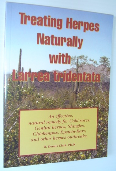Image for Treating Herpes Naturally with Larrea Tridentata