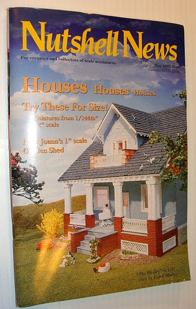 Image for Nutshell News Magazine, May 1993 - Houses, Houses, Houses!