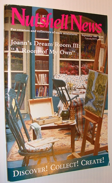 Image for Nutshell News Magazine, September 1993 - Joann's Dream Room III