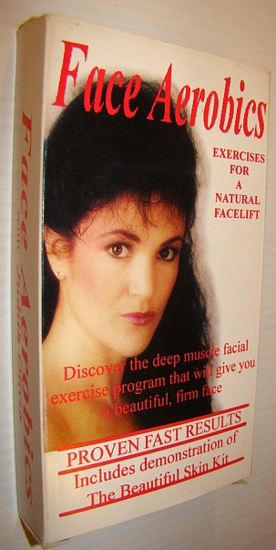 Image for Face Aerobics: Exercises for a Natural Facelift - VHS Tape in Original Container