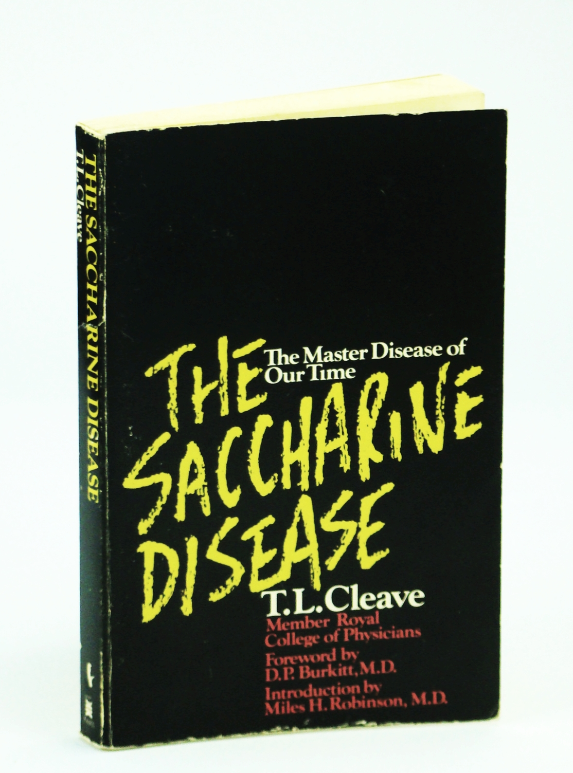 Image for Saccharine Disease