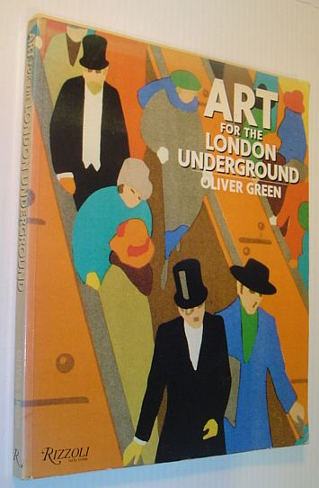Image for Art For The London 'Underground'