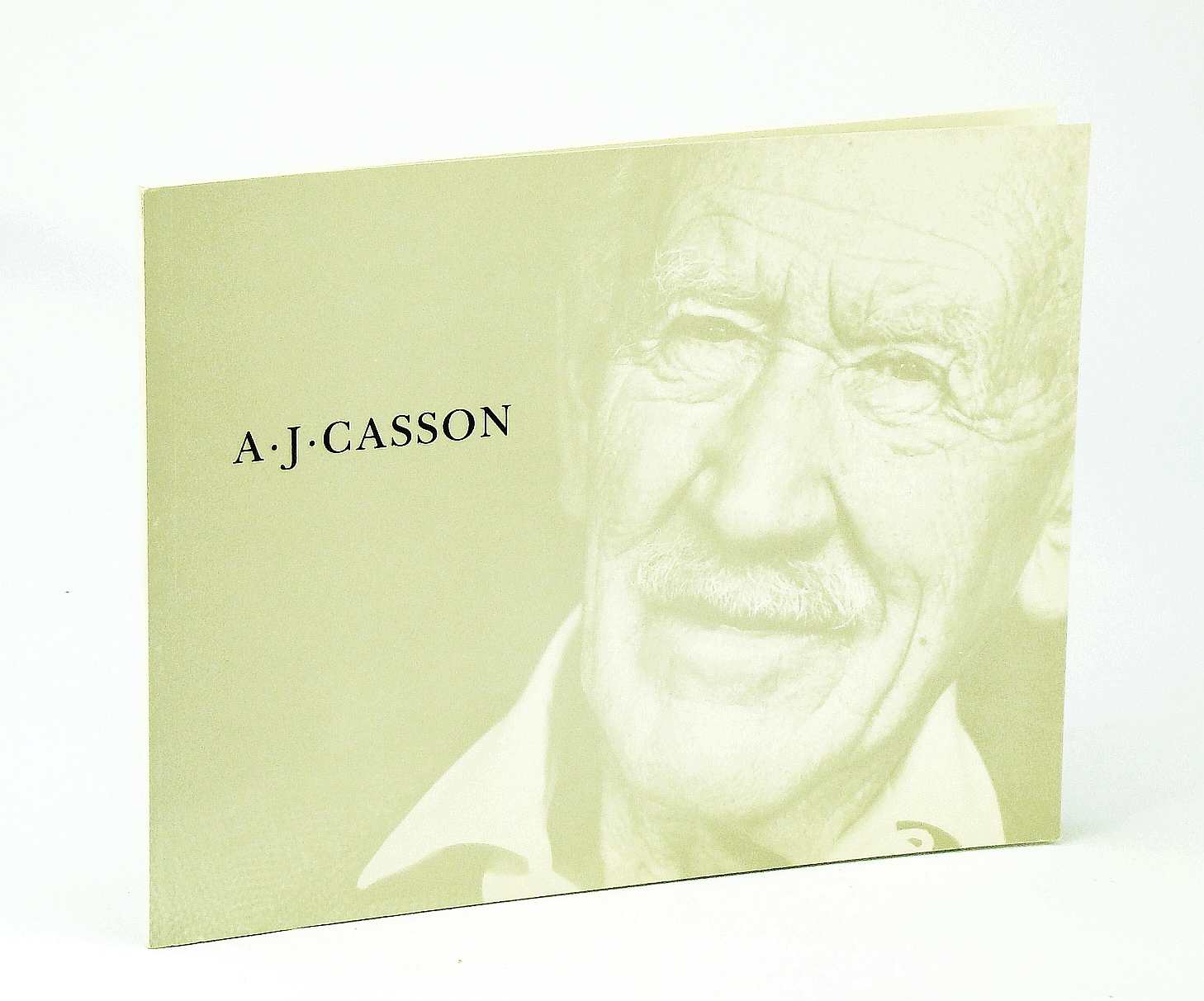 Image for A. J. Casson. An Exhibition Organized By the Art Gallery of Windor to Mark A. J. Casson's 80th Birthday