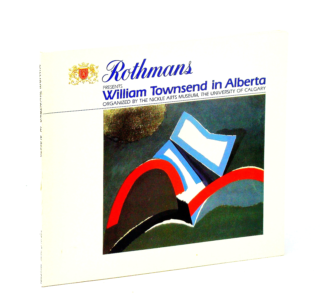 Image for William Townsend in Alberta: Exhibition Catalogue