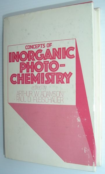Image for Concepts of Inorganic Photochemistry
