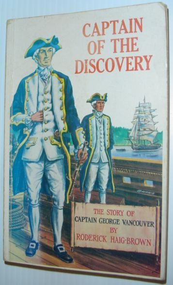 Image for Captain of the Discovery: The Story of Captain George Vancouver