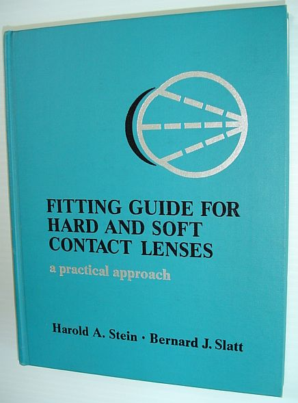 Image for Fitting guide for hard and soft contact lenses: A practical approach