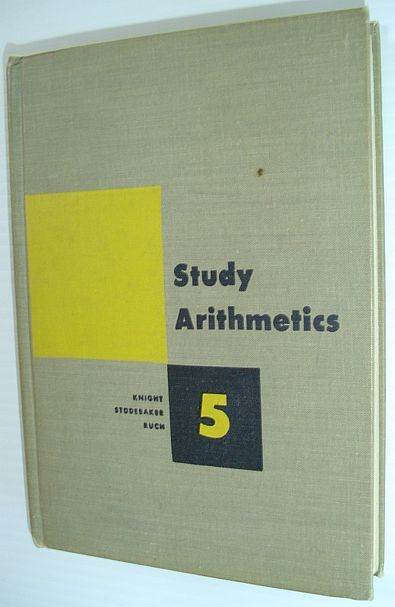 Image for Study Arithmetics - Book 5