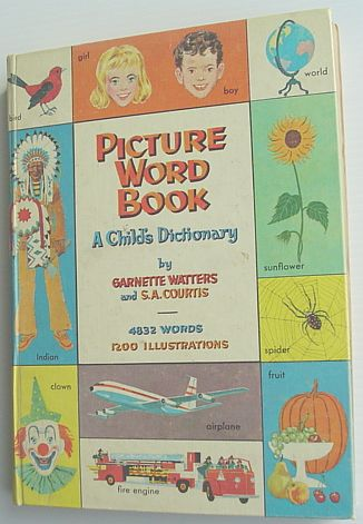 Image for Picture Word Book