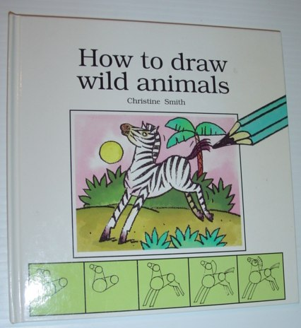 Image for How to Draw Wild Animals