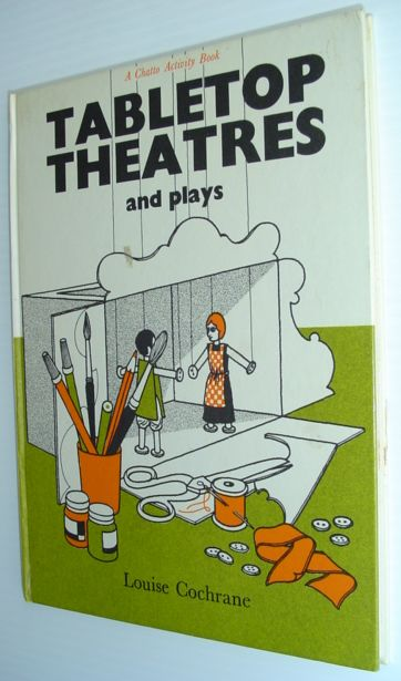 Image for Tabletop Theatres (A Chatto Activity Book)