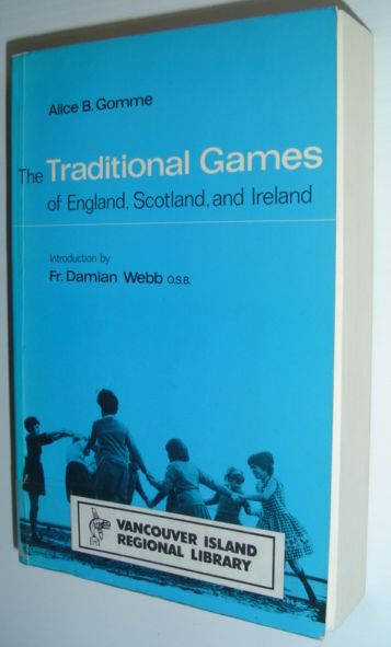 Image for Traditional Games of England, Scotland, and Ireland