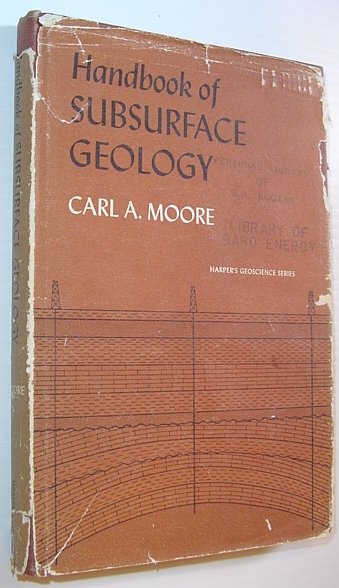 Image for Handbook of Subsurface Geology - Harper's Geoscience Series