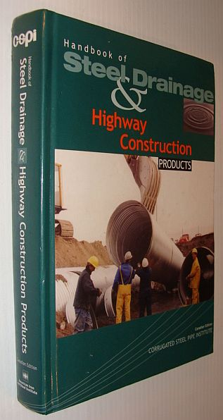 Image for Handbook of Steel Drainage and Highway Construction Products
