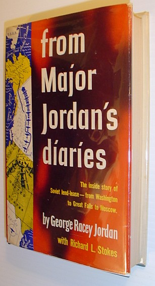 Image for From Major Jordan's Diaries *Signed and Inscribed By Author to Radio Personality Mary Margaret McBride*