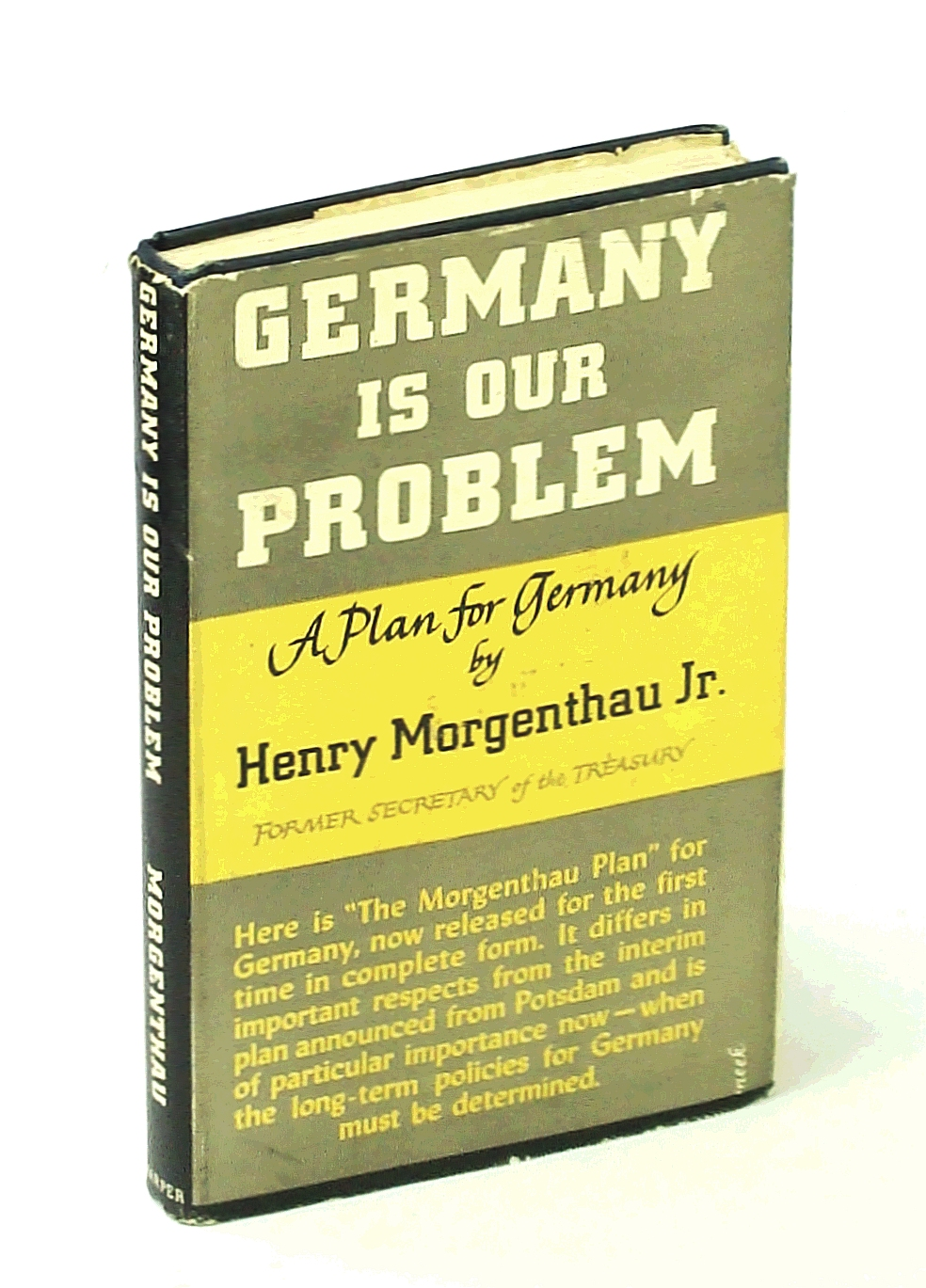 Image for Germany Is Our Problem