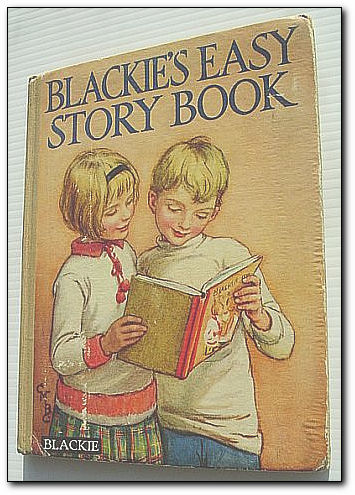 Image for Blackie's Easy Story Book - Pictures and Stories for Little Folk