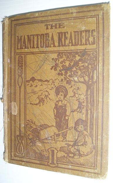 Image for The Manitoba Readers - First Reader