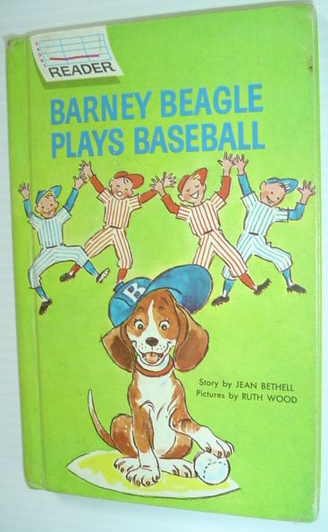 Image for Barney Beagle Plays Baseball