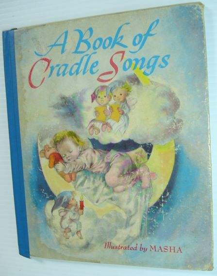 Image for A Book of Cradle Songs