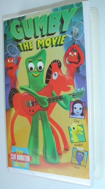 Image for Gumby - The Movie:  VHS Tape in Case