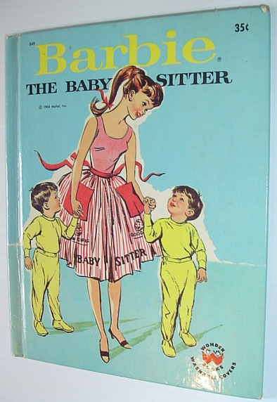 Image for Barbie - The Baby Sitter