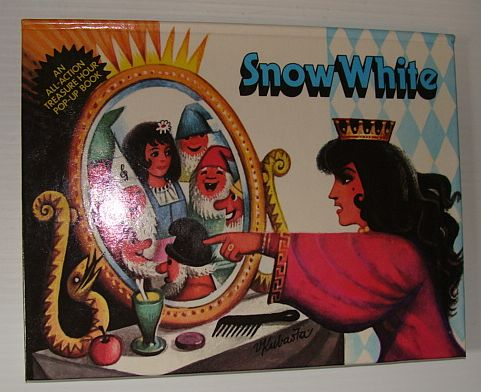Image for Snow White: An All-Action Treasure Hour Pop-up Book