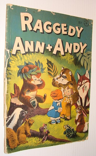Image for Raggedy Ann and Andy, Volume I, No. 14, July 1947