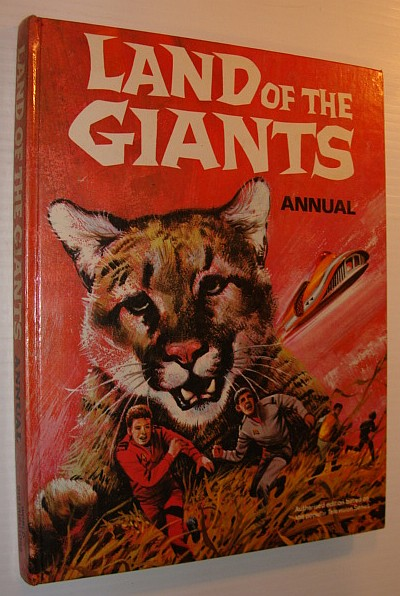 Image for Land of the Giants Annual 1971