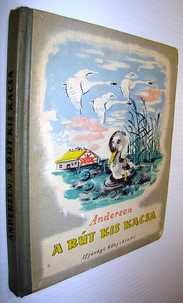 Image for A Rút Kis Kacsa - A Collection of Children's Stories