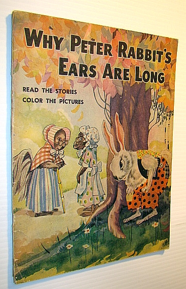 Image for Why Peter Rabbit's Ears are Long and Three Other Stories