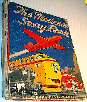 Image for The Modern Story Book - First Edition To Contain Pinson Illustrations