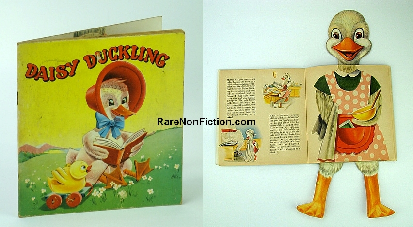 Image for Daisy Duckling (No. 1880B) - With Moveable Head and Legs