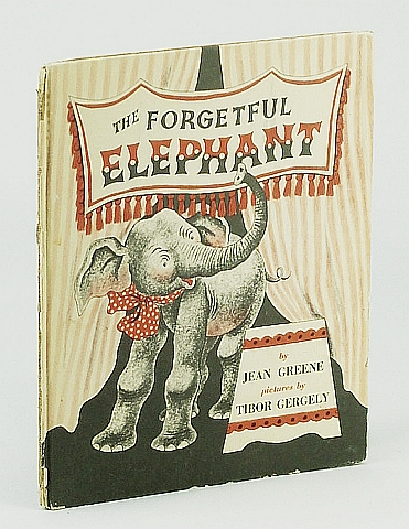 Image for THE FORGETFUL ELEPHANT