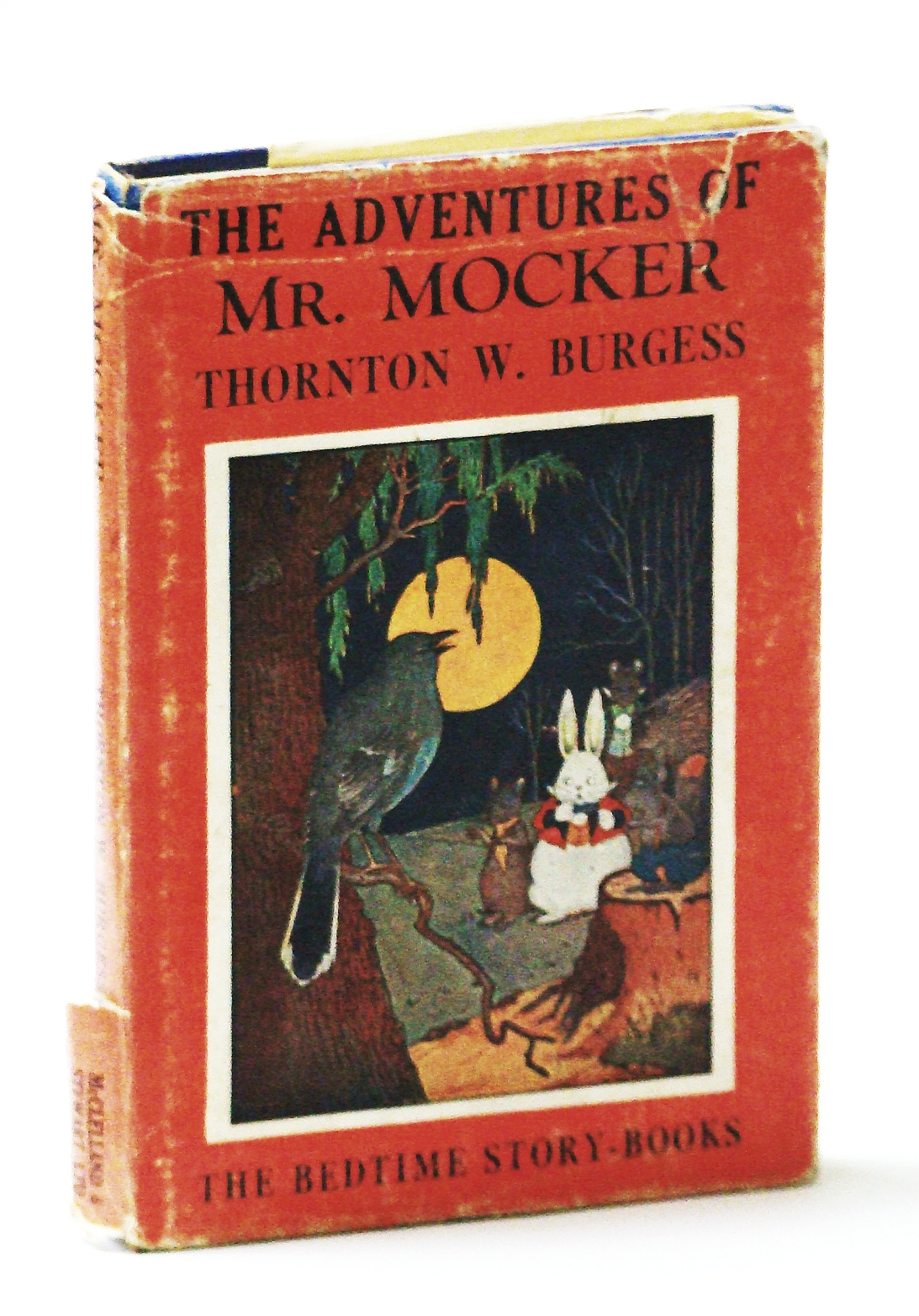 Image for The Adventures of Mr. Mocker - The Bedtime Story-Books
