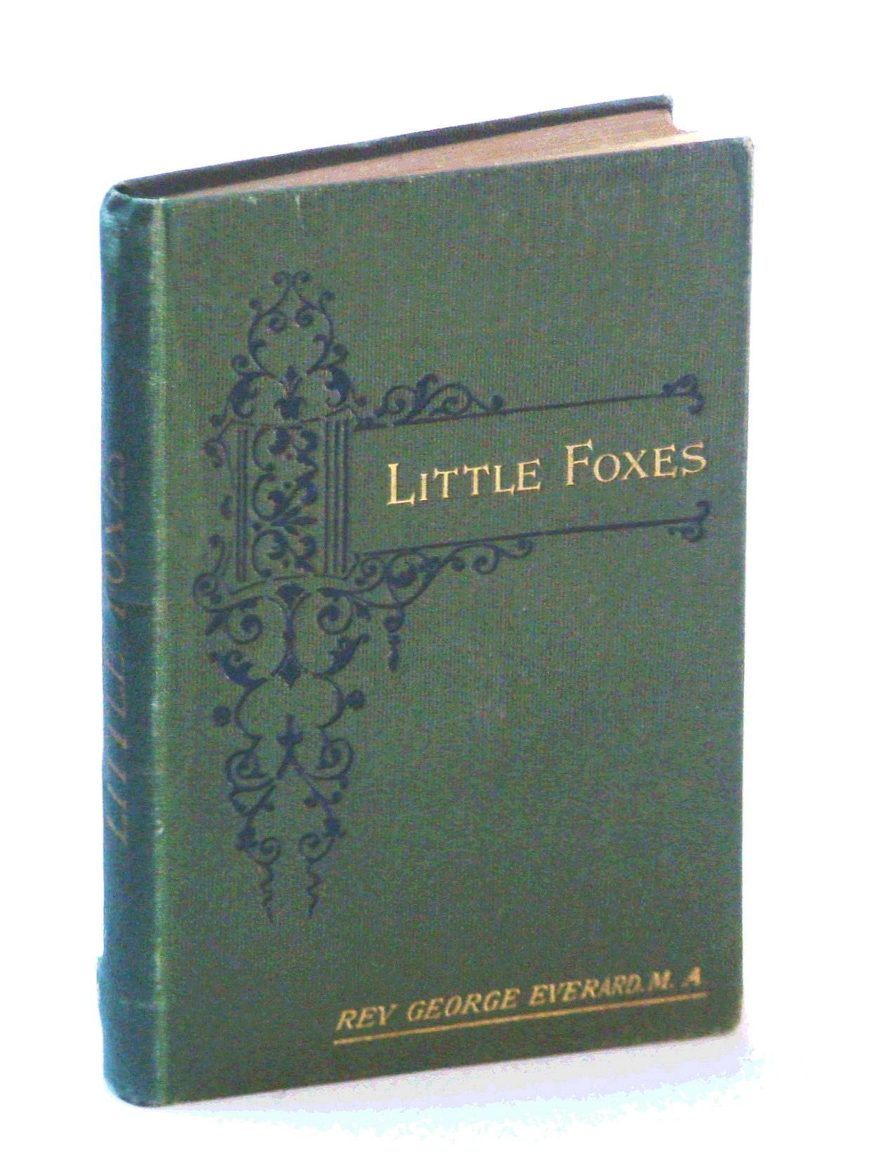 Image for Little Foxes And How To Catch Them