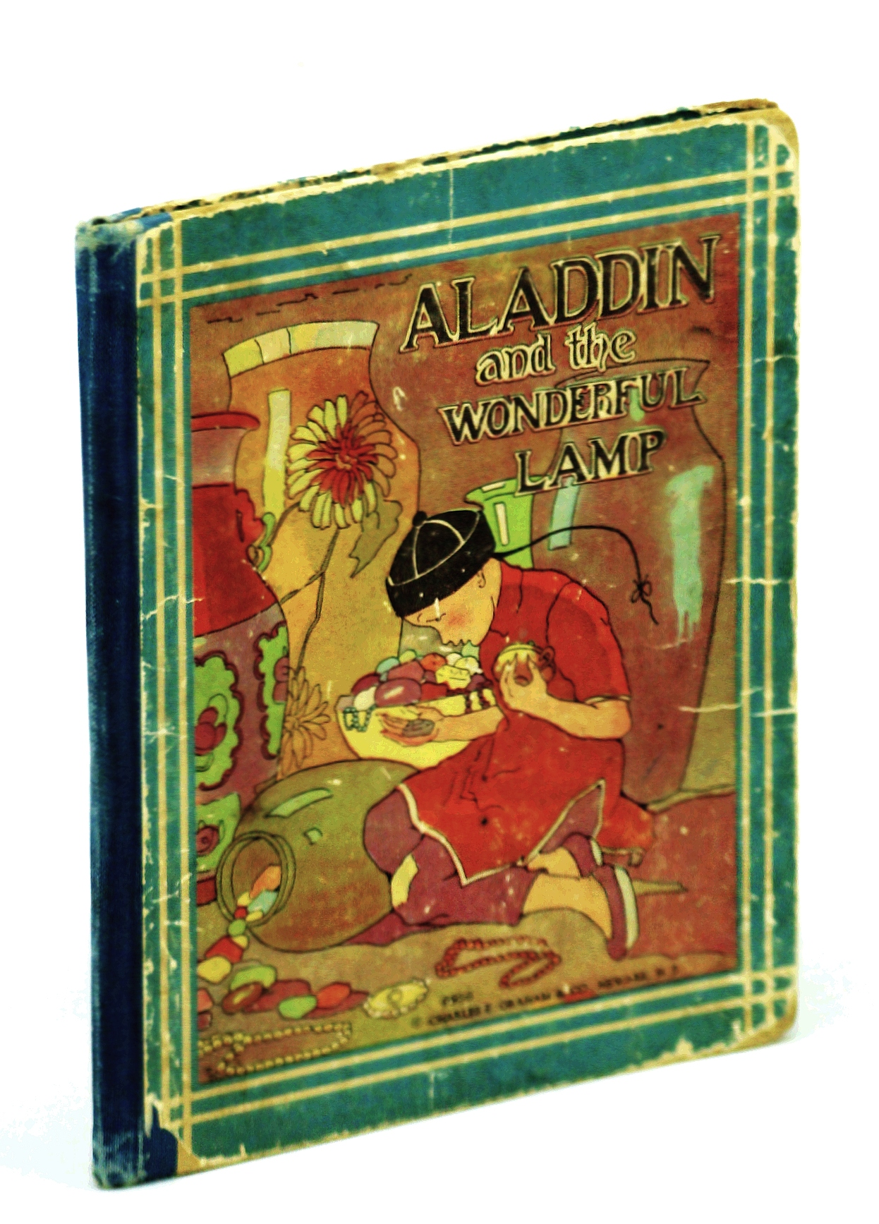 Image for Aladdin and the Wonderful Lamp