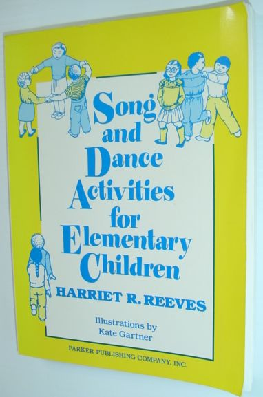 Image for Song and Dance Activities for Elementary Children