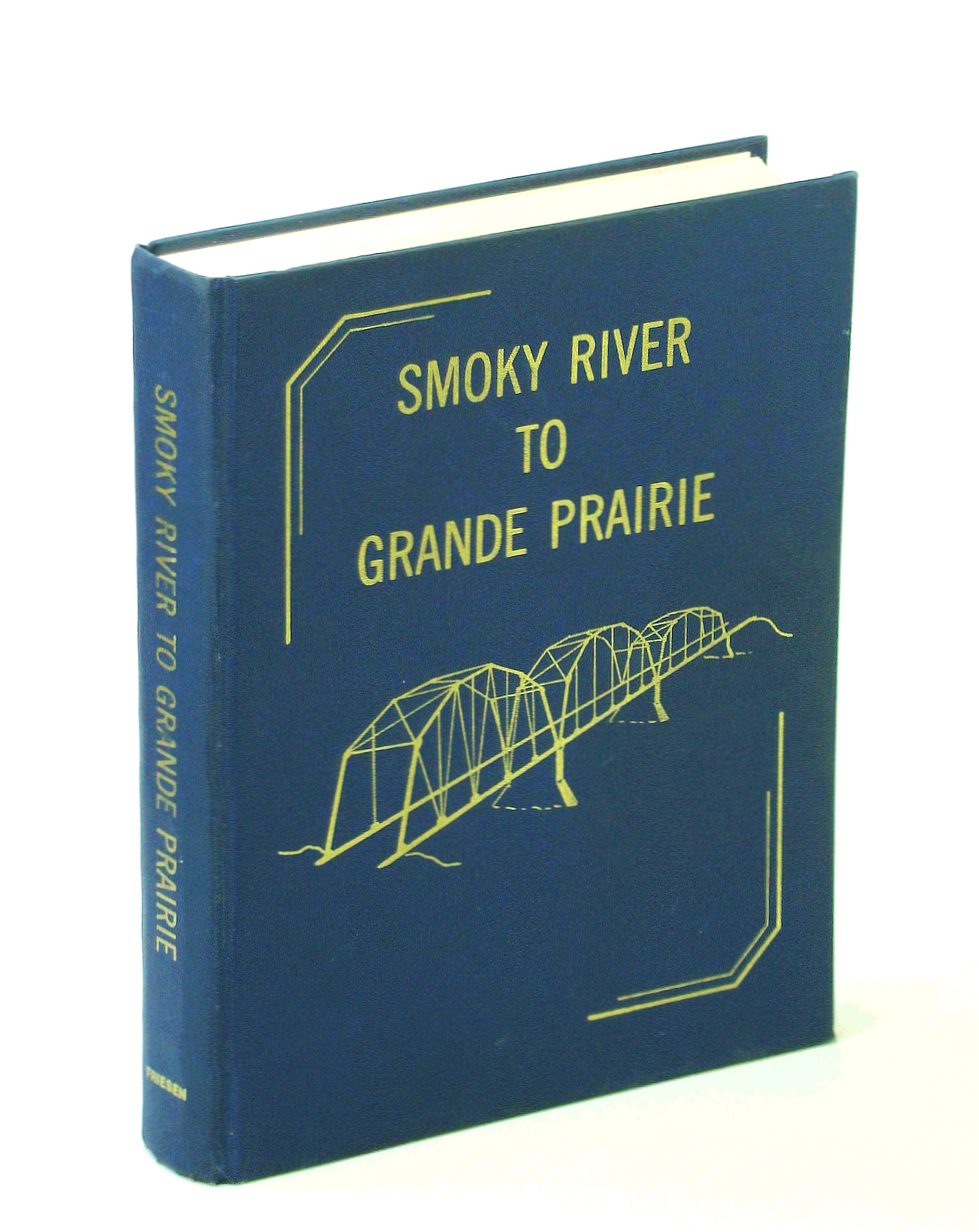 Image for Smoky River to Grande Prairie
